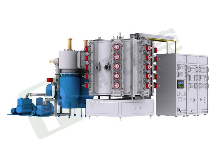 CJHL Series Magnetron Multi Arc Vacuum Coating Machine
